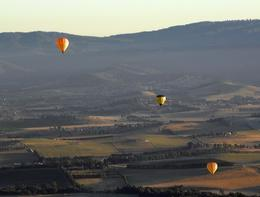 Photo of Melbourne Yarra Valley Balloon Flight at Sunrise Another Set of Balloons