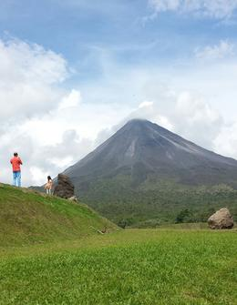 Photo of San Jose Arenal Volcano and Hot Springs Day Trip from San Jose Arenal Volcano View
