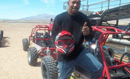 Photo of Las Vegas Mini Baja Buggy Half-Day Tour from Las Vegas Before the ride