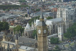 Photo of London London Eye: Skip the Line Tickets Big Ben and Westminster Abbey from the London Eye
