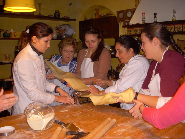 Cooking Class - Rome