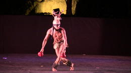 Photo of Mexico City Folkloric Ballet in Mexico City Deer man