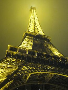 Photo of Paris Eiffel Tower, Seine River Cruise and Paris Illuminations Night Tour Misty Efifel