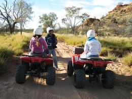 Photo of Alice Springs Alice Springs Quad Bike Tour Outback Stories