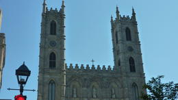 Photo of Montreal Montreal City Guided Sightseeing Tour Basilica Notre Dame