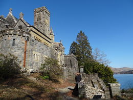 Photo of   St. Conans Kirk by Loch Awe