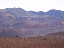 Photo of Maui Haleakala, Iao Valley and Central Maui Day Tour The beauty of this crater was very impressive!