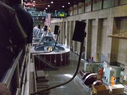Photo of Las Vegas Hoover Dam Tour from Las Vegas The generators!