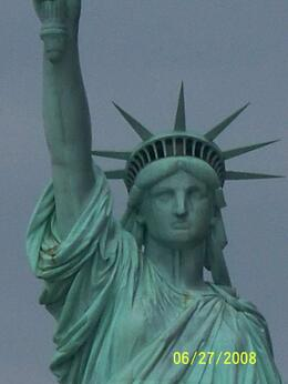 Photo of New York City New York City Guided Sightseeing Tour by Luxury Coach The Statue of Liberty