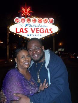 Me and my Boo enjoying the tour. , Tanisha J - March 2014