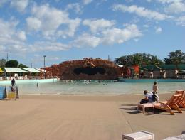 Photo of Gold Coast WhiteWater World Theme Park Gold Coast Australia Wave Pool