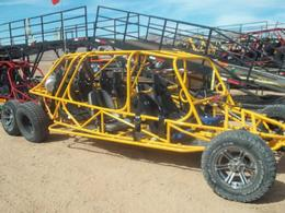Photo of Las Vegas Mini Baja Buggy Half-Day Tour from Las Vegas A larger dune buggy