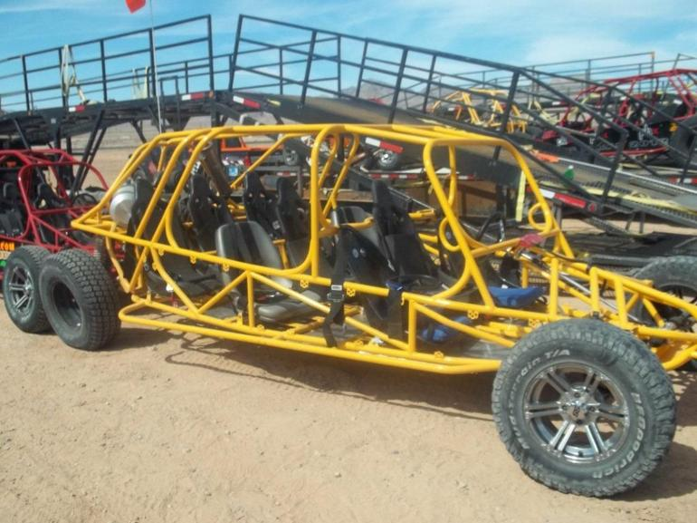 A larger dune buggy - Las Vegas