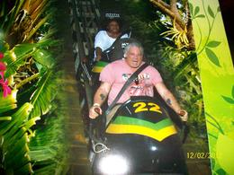 Photo of Ocho Rios Ocho Rios Shore Excursion: Bobsledding Tour at Mystic Mountain bobsled here we go
