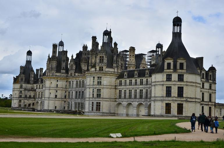 Chateau de Chambord - Paris