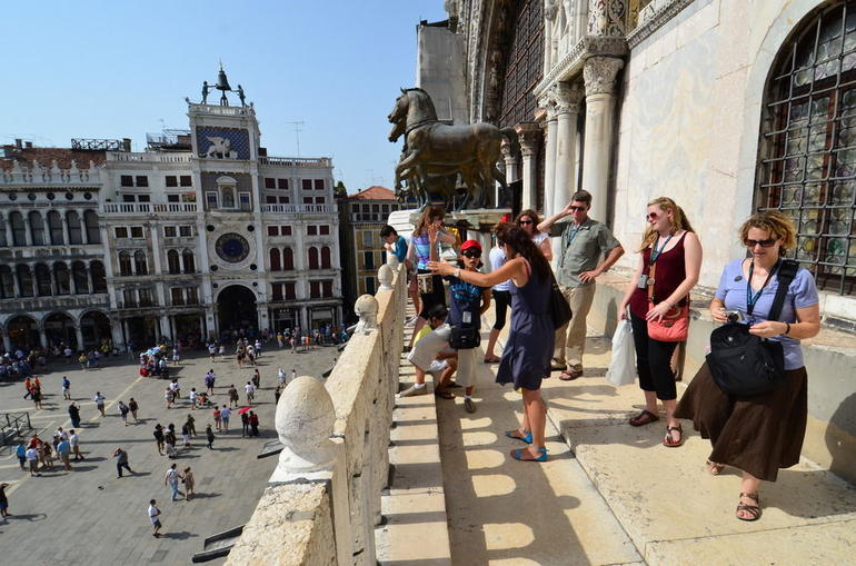 Doge's Palace Secret Itineraries Tour - Venice