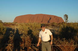 Photo of Alice Springs Uluru (Ayers Rock) and The Olgas Tour Including Sunset Dinner from Alice Springs DSC_0152