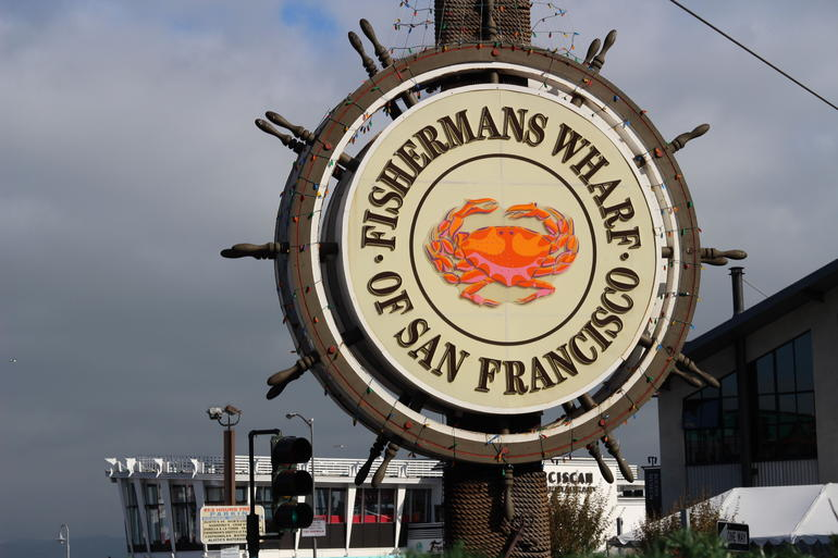 Fishersmans Wharf - San Francisco