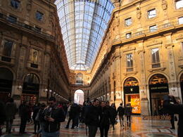 Photo of Milan Skip the Line: Small-Group Milan Walking Tour with da Vinci's 'The Last Supper' Tickets Galleria Vittorio Manuele II