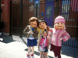 Photo of Anaheim & Buena Park Skip the Line: Front of Line Pass at Universal Studios Hollywood Lanie with Despicable me girls!