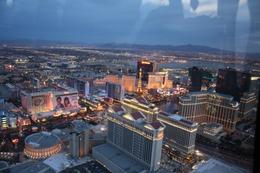 Photo of Las Vegas Grand Canyon West Rim Deluxe Sunset Helicopter Tour Lights of the Vegas Strip