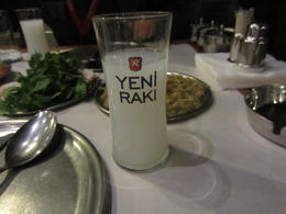Photo of Istanbul Istanbul by Night: Turkish Food Tour Local Drink on Food Tour