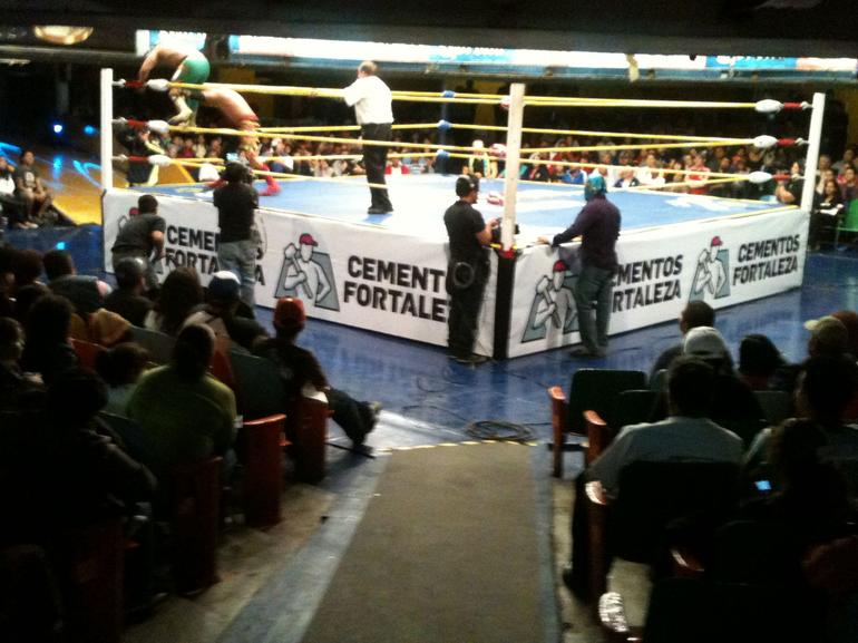 Mexican Wrestling 8 - Mexico City