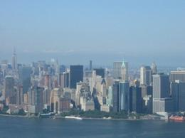 Photo of New York City Manhattan Sky Tour: New York Helicopter Flight Skyline shot