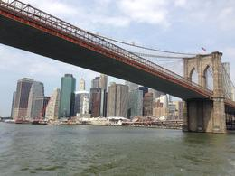 Photo of New York City The New York Pass Sous le pont de Brooklin