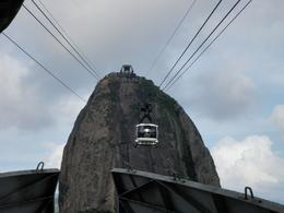 Photo of Rio de Janeiro Corcovado Mountain, Christ Redeemer and Sugar Loaf Mountain Day Tour Sugar Loaf tram