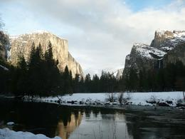 Photo of San Francisco Yosemite National Park and Giant Sequoias Trip The Portals in winter
