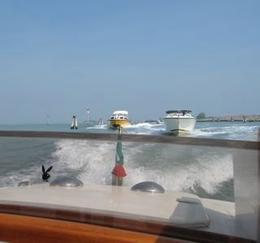 Photo of Venice Venice Marco Polo Airport Link Arrival Transfer The worlds coolest taxi ride from the airport