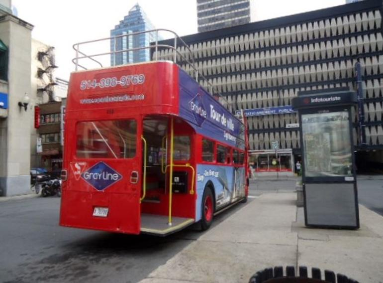 THIS IS YOUR BUS - Montreal