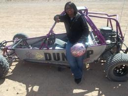 Photo of Las Vegas Mini Baja Buggy Half-Day Tour from Las Vegas Another buggy
