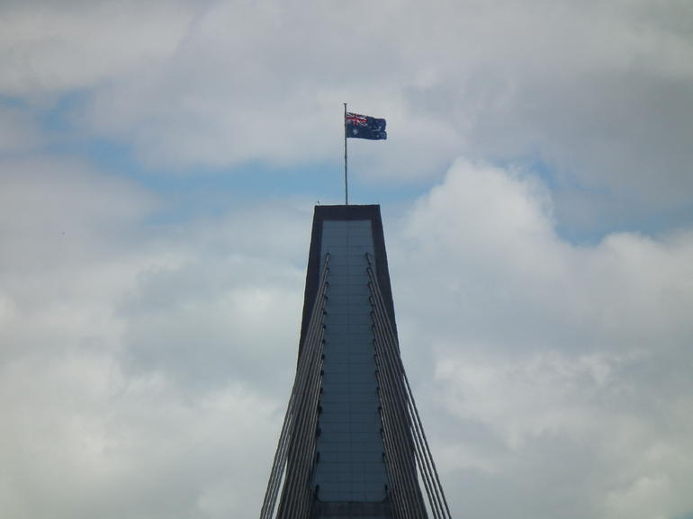 ANZAC Bridge - Sydney