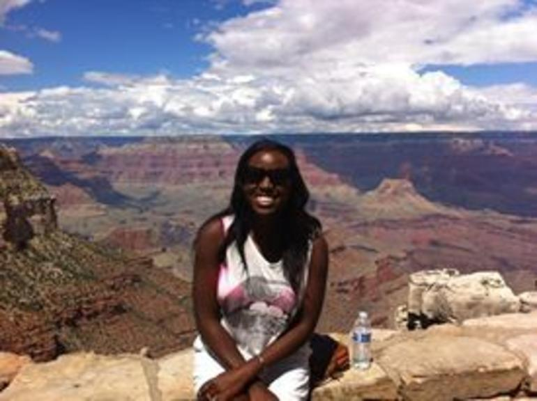 at the Grand Canyon - Phoenix