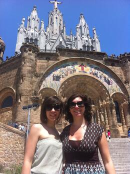 Barcelona Coastal Tour by Scooter, Blanca - July 2012