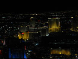 Photo of Las Vegas Las Vegas Strip Night Flight by Helicopter with Transport Beautiful Vegas