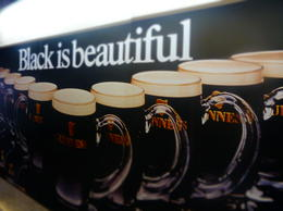 It sure is to those who like Guinness! , Dr Gregory T E - January 2013