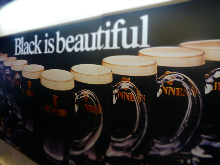 Black is beautiful - Dublin