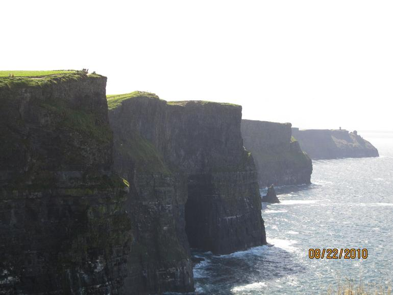 Cliffs of Moher August 25, 2010 - Dublin
