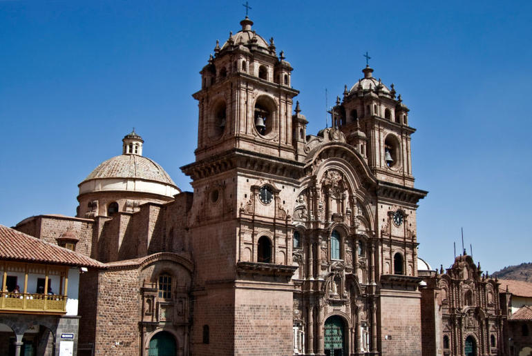 Cusco Cathedral - Cusco