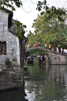 Photo of Shanghai Suzhou and Zhouzhuang Water Village Day Trip from Shanghai Double Bridge