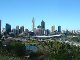 View from King's Park , Leah - April 2011