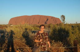 Photo of Alice Springs Uluru (Ayers Rock) and The Olgas Tour Including Sunset Dinner from Alice Springs DSC_0153