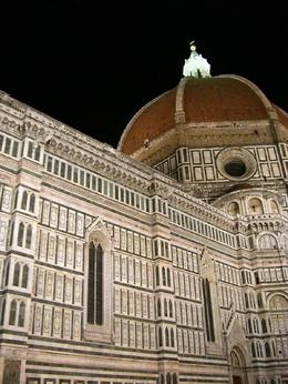Photo of Florence Florence Half-Day or Full-Day Sightseeing Tour Duomo at night