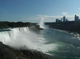 Photo of New York City 2-Day Niagara Falls Tour from New York by Bus Explendor en el Niagara