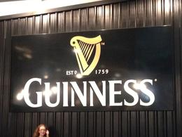 Famous Guinness sign , Nicole R - August 2012