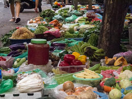 Hanoi street food tour - July 2013