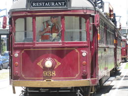 Photo of   Here comes the Tramcar